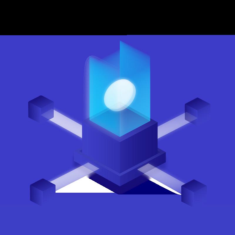 Replication Icon