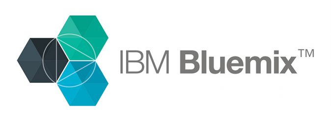 Logo IBM Bluemix